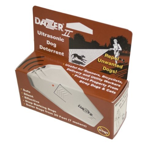 Dazer Ii Ultrasonic Aggressive Pet Dog Deterrent Dazzer