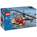 LEGO City 7238 - Helicóptero de bomberos