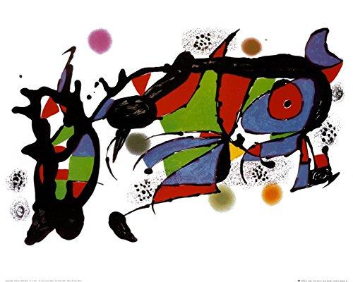 Obra de Joan Miro Art Print Art Poster Print by Joan Miró, (Obra Joan Miro)