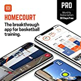 Software : HomeCourt | Basketball training app for iPhone and iPad | 30-day Free Trial with Auto-Renewal to $7.99 Monthly Subscription | Develop your skills using AI and augmented reality
