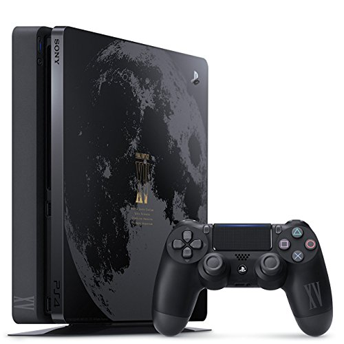 プレイステーション4本体 HDD1TB FINAL FANTASY XV LUNA EDITION