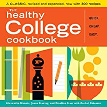 THE HEALTHY COLLEGE COOKBOOK QUICK. CHEAP EASY