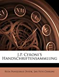 J P Ceroni's Handschriftensammlung, Beda Franziskus Dudík and Jan Petr Cerroni, 1141903083