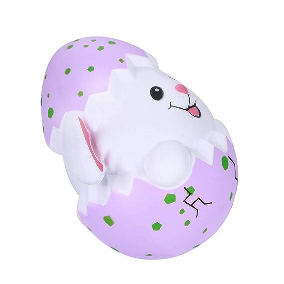 Squishies Felices Pascuas Huevo De Conejito Perfumado ...