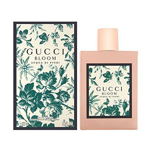 Gucci Bloom Acqua di Fiori Eau de Toilette Spray, 3.3 Ounce