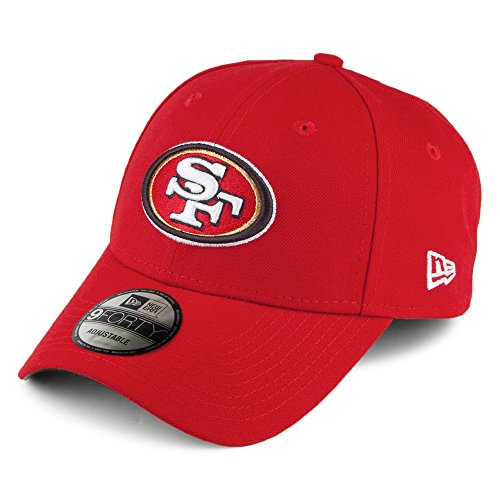 béisbol League New Rojo Francisco Rojo Gorra 49ers 9FORTY Era San OSAxBdR