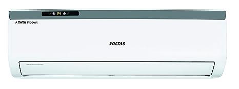 Voltas 1.5 Ton 3 Star Split AC  Copper 183EZA White