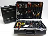Chicago Case Attache-Style Tool Case, Model# XLST75