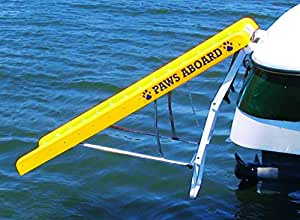 Amazon Com Paws Aboard Doggy Boat Ladder And Ramp