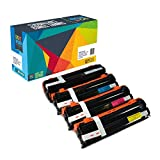Do it Wiser Compatible High Yield 4-Pack Toner Cartridge For Samsung CLP 680 CLP-680DW CLP-680ND CLX-6260 CLX-6260FW CLX-6260ND CLX-6260FD - CLT-K506L CLT-C506L CLT-M506L CLT-Y506L