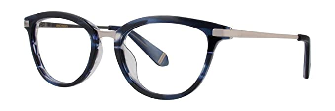 Zac Posen NENA Blue Eyeglasses Size52-18-135.00 at Amazon ...