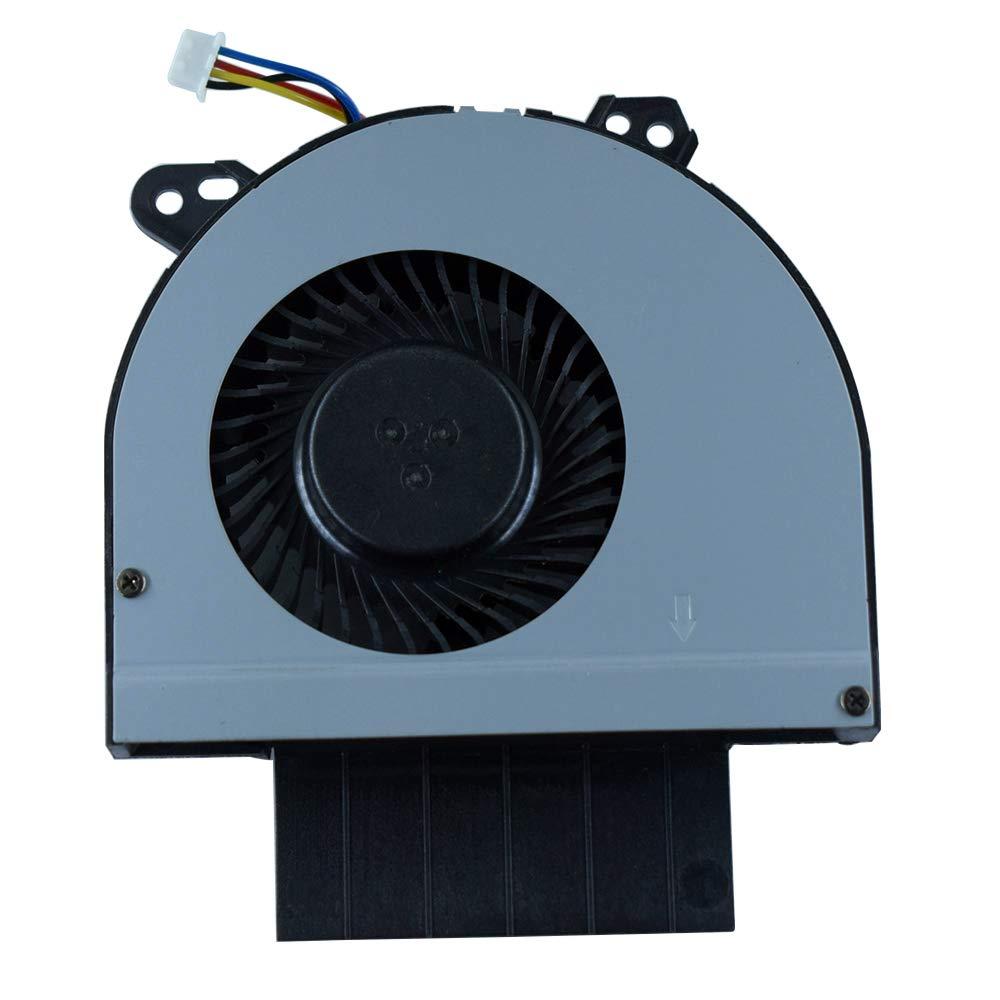 Rangale CPU Cooling Fan para Dell Latitude E6520 Sereis G...