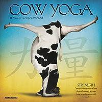 Cow Yoga 2016 Mini Calendar