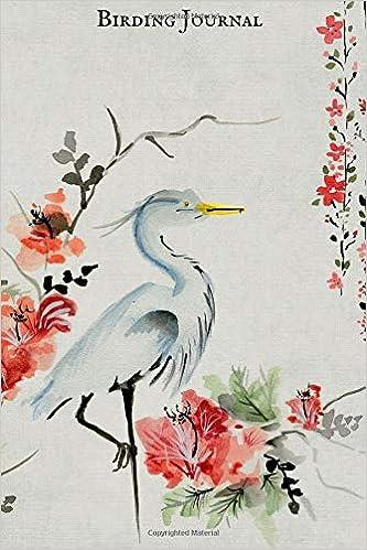 Birding Journal: Portable Bird Watchers Record Log| Bird Log For
