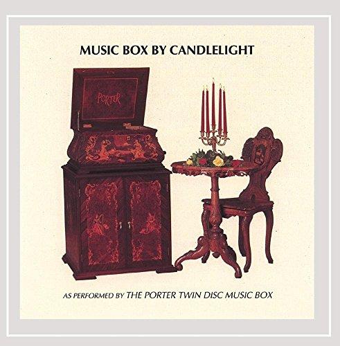 Music Box By Candlelight (1 Shelburne 1 Light)