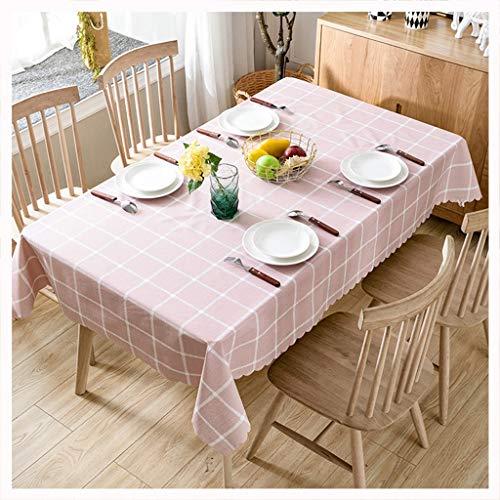 roseCouleur couvertures Taille Table de LatticeSquare 4jAR35L