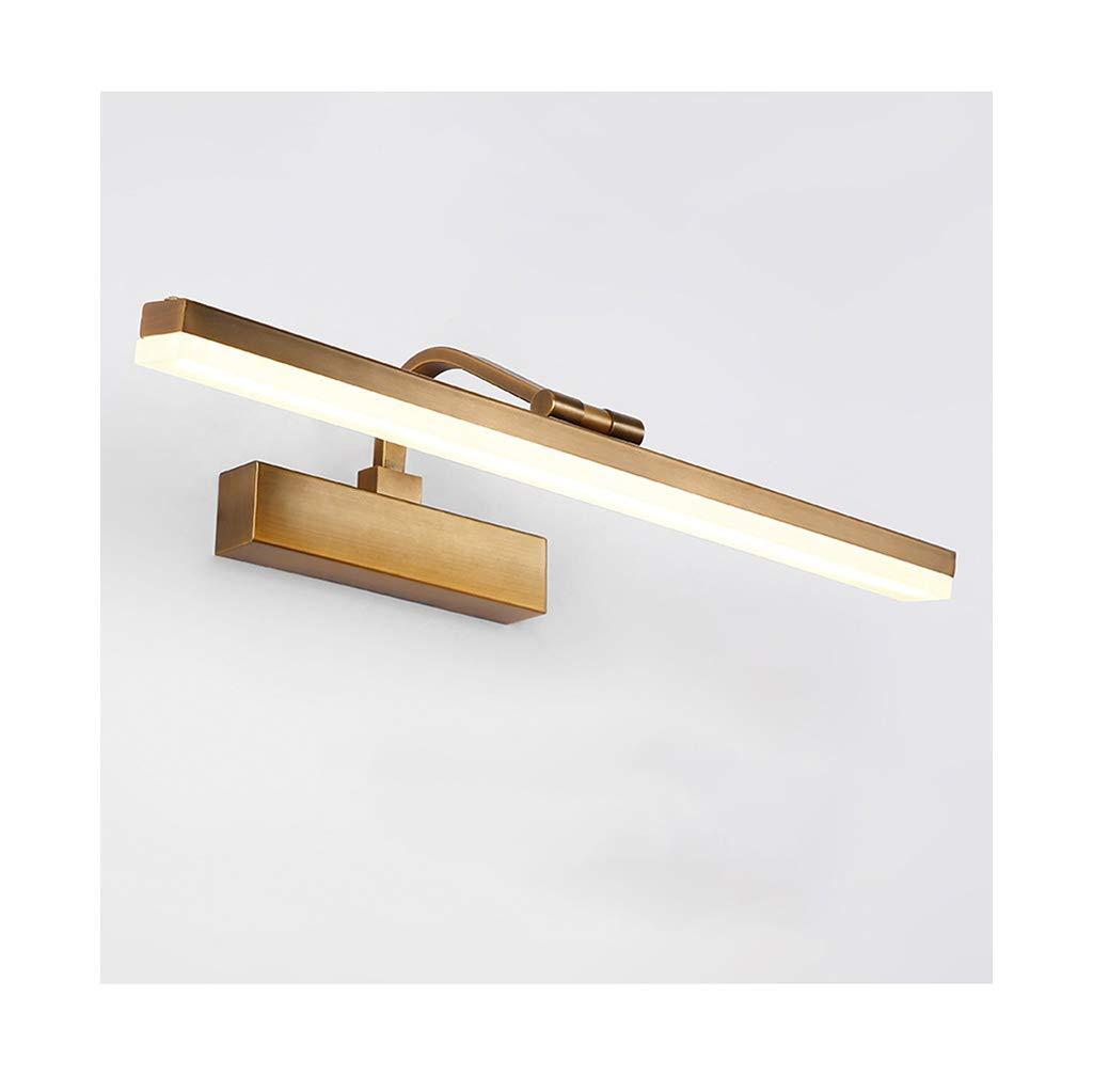 @Badezimmer Lichter Spiegel-Frontleuchte LED, Badezimmer-Spiegelschrank-Acryllicht-Make-up-Licht Deckenleuchte (Farbe   Neutrales Licht-41CM-8W)