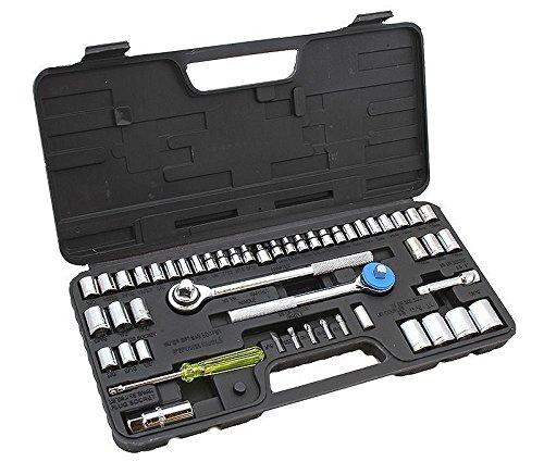 52pc-ratchet-socket-set-sae-metric-1-4-3-8-1-2-drive-case-mechanics-spark