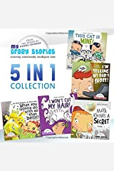 MY CRAZY STORIES Collection 5in1 Paperback