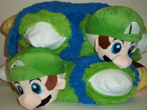 Super Mario Brothers: Luigi Cushion Pillow Pet