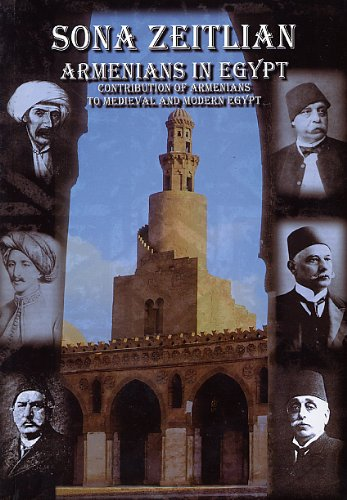 Armenians in Egypt by Sona Zeitlian