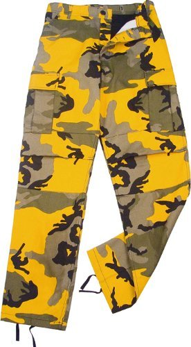 Imported Bdu Pants - 8
