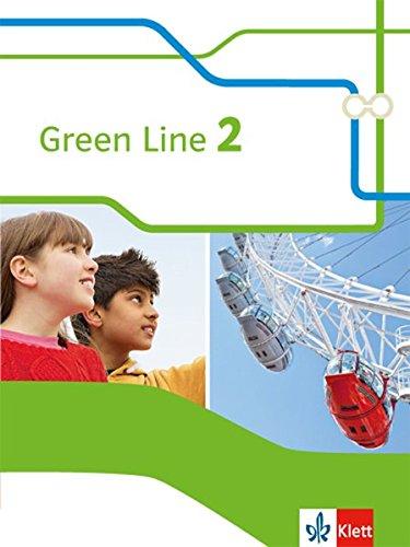 Green Line 2: Schülerbuch (flexibler Einband) Klasse 6 (Green Line. Bundesausgabe ab 2014)