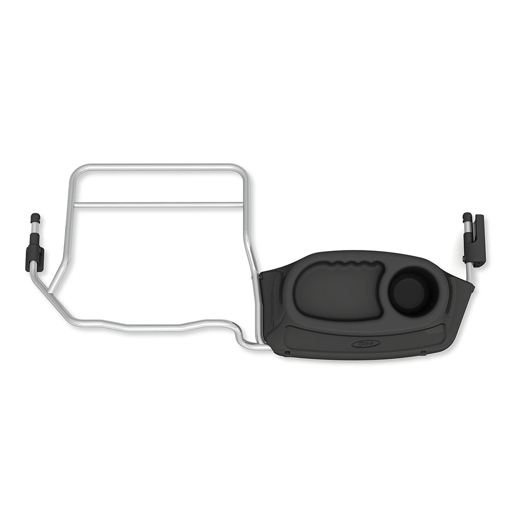 BOB Duallie Jogging Stroller Adapter for Peg Perego Infant Car Seats by BOB Gear