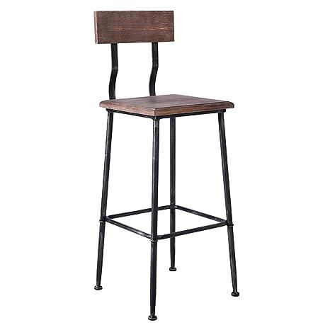 Astounding Amazon Com Bar Stool Adjustable Rotating Rod Stool Solid Customarchery Wood Chair Design Ideas Customarcherynet