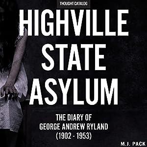 Highville State Asylum Hörbuch