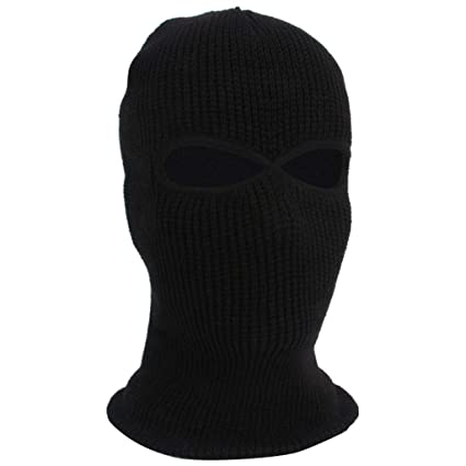 7b45fd09445 Iusun Balaclava Winter Mask Helmet Liner Skull Cap Beanie with Ear Covers  Windproof Full Face Motorcycle Neck Warmer for Running Cycling Skiing  Outdoor ...