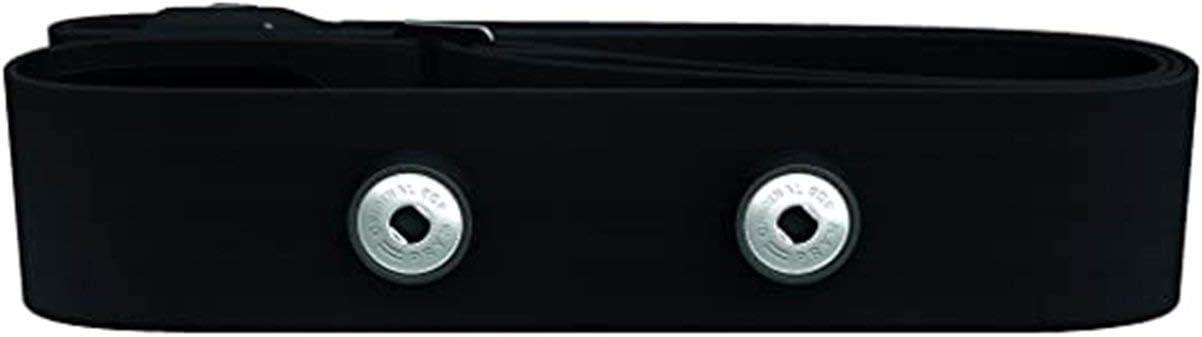 Lodenlli Cinturón de monitorización de frecuencia cardíaca Deportes al Aire Libre Cinturón de Tela Suave Cinturón Conductor de frecuencia cardíaca Se Puede Personalizar