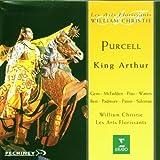 : Purcell - King Arthur / Gens, McFadden, Piau, S. Waters, J. Best, Padmore, Paton, Salomaa, Les Arts Florissants, Christie