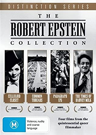 Amazon Rob Epstein Collection The Times Of Harvey Milk
