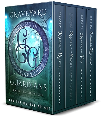 Graveyard Guardians Box Set: Books 1-3 Plus Prequel Novella