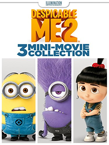 Despicable Me 2: 3 Mini-Movie Collection -