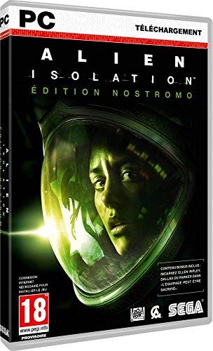 Alien: Isolation – Édition Nostromo [Importación Francesa]