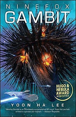 book cover of Ninefox Gambit