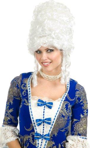 Costumes 18th Masquerade Century (Marie Antoinette Wig Costume)