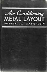 Air Conditioning Metal Layout Kaberlein Sheet Metal