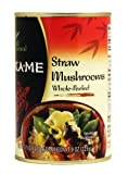 Ka-Me Straw Mushrooms, 15-Ounce Cans (Pack of 6)