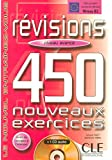 Révisions 450 exercices - Niveau avancé - Cahier d'exercices