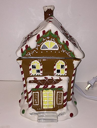 Scentsy Gingerbread House Premium Warmer