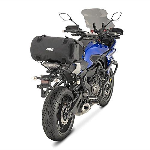 XL 1200 C Gep/äckrolle f/ür Harley Davidson Sportster 1200 Custom Givi EA114BK 30 Liter schwarz