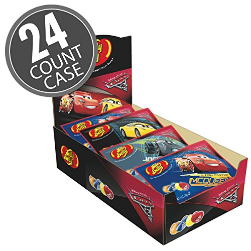 Disney/PIXAR Cars 3 - 1 oz Bags (24 count case) (His Race Car)