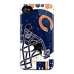 Case Cover Chicago Bears/ Fashionable Case For Iphone 4/4s
