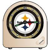 Wincraft NFL Pittsburgh Steelers 0743861 Alarm Clock