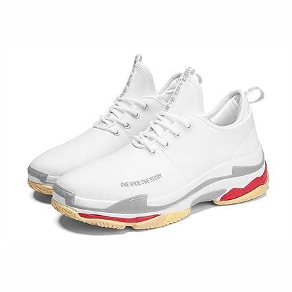 80f4f8cf3b39b Amazon.com : Men's Hiking Trekking Shoes, Trainers Lace-up Casual ...