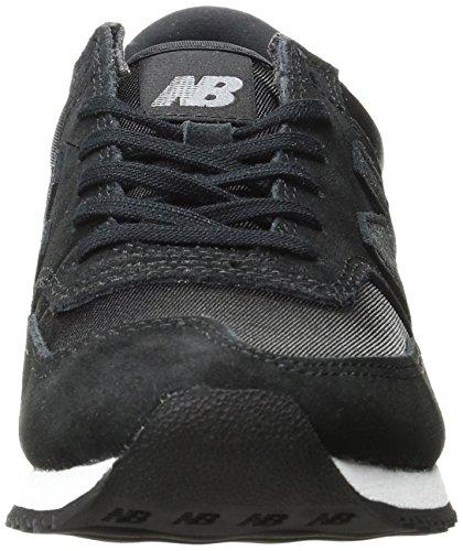 Ny Balans Kvinna Cw620 Sneaker Svart / Svart