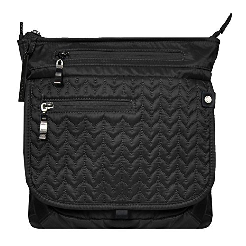 Sherpani Jag Le Black Cross Body Bag, ()